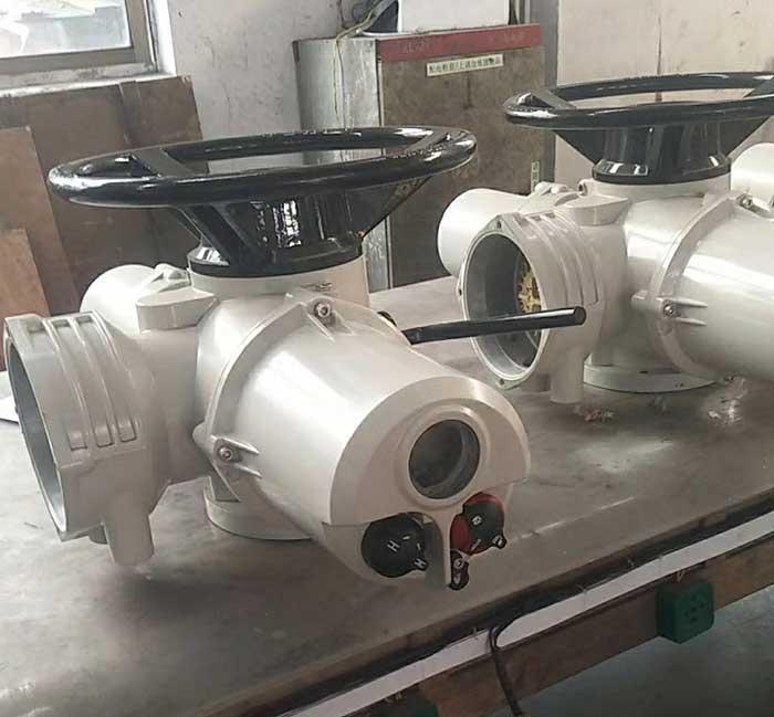 电动球阀的特点与广泛应用