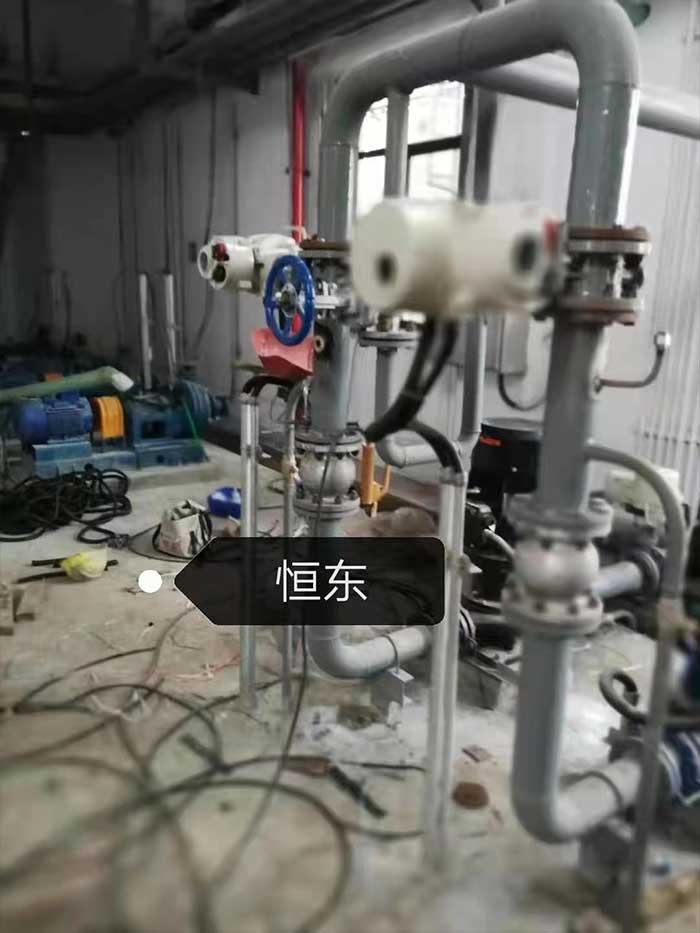 恒东电动执行器应用案例